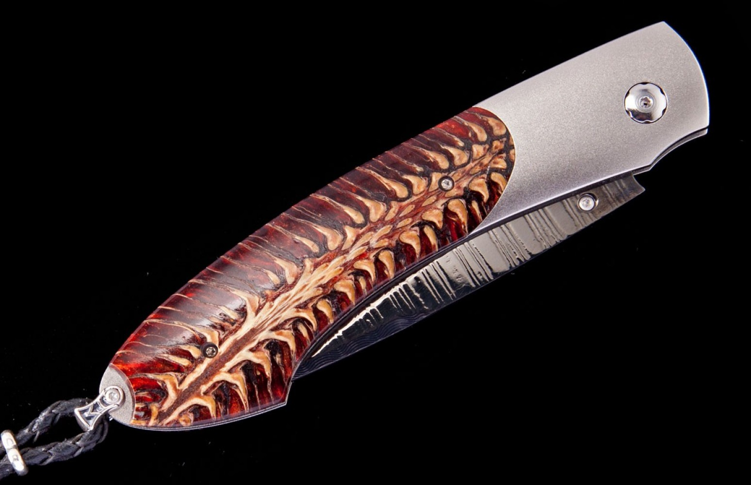 William Henry knife LANCET AUBURN