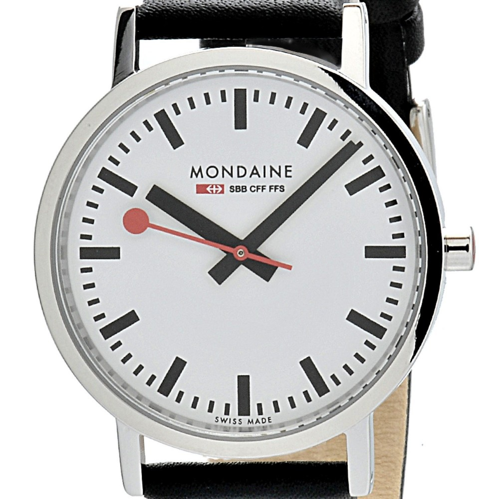 WATCH CLASSIC GENTS POLISHED 36MM