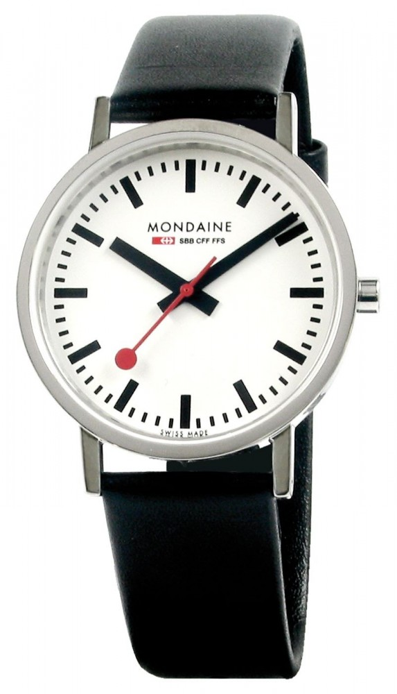 WATCH CLASSIC GENTS  BRUSHED 36MM